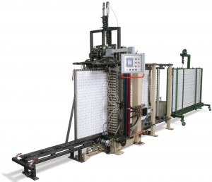 ergandi Machinery Eco-Panel Panel Assembly Welder