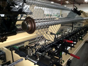 Bergandi Machinery Single/Double Wire Chain Link Weaver