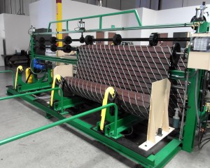 Bergandi Machinery SWVR-99 Slat Weaver Machine